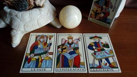 Lectura Abierta de Tarot
