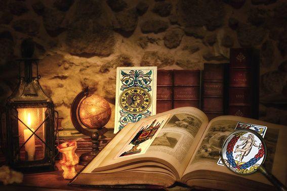 Cursos de Tarot Online de 78 Puertas
