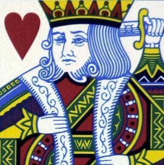 Curso de Tarot Rey de Corazones
