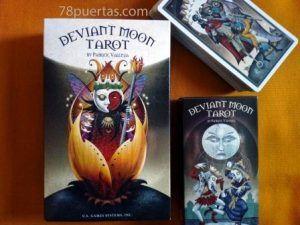Tarot Deviant Moon: directo al subconsciente