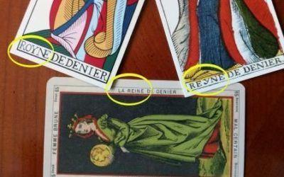 Royne, Reyne y Reine. Las reinas del Tarot de Marsella