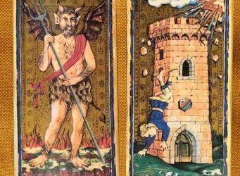 Los Arcanos Mayores perdidos del Tarot Visconti Sforza