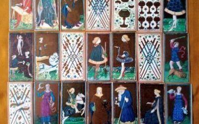 Cronología de los Mazos Clásicos de Tarot