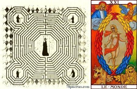 El desarrollo del alma y el Tarot