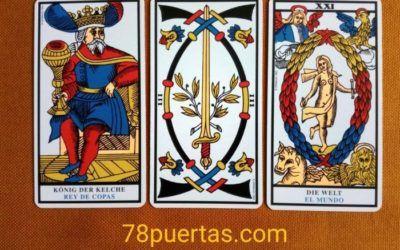 Lectura de 3 cartas