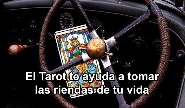 El Tarot como Herramienta Psicológica te ayuda a tomar las riendas de tu vida