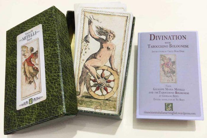 Tarot-Mitelli de Giordano Berti