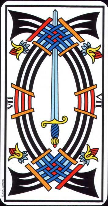 7 de Espadas
