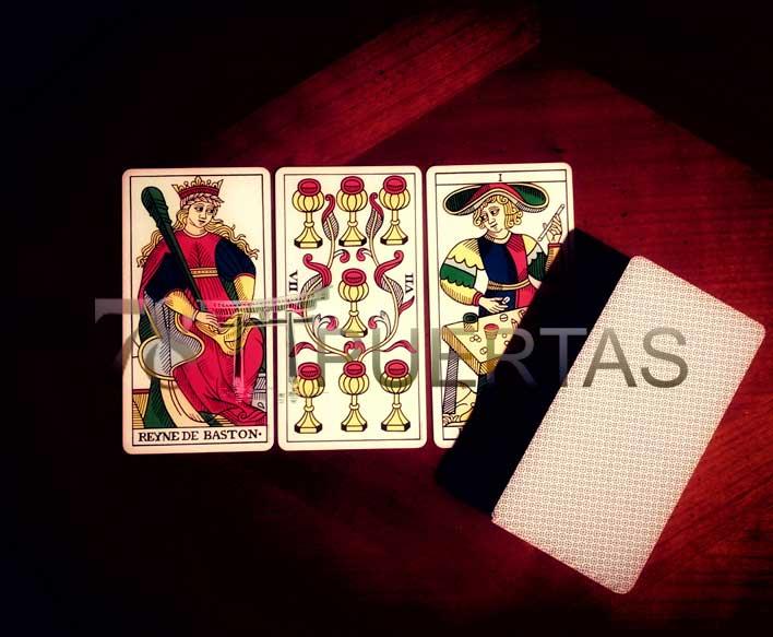 Cursos de Tarot y Cartomancia - Tarot de Marsella