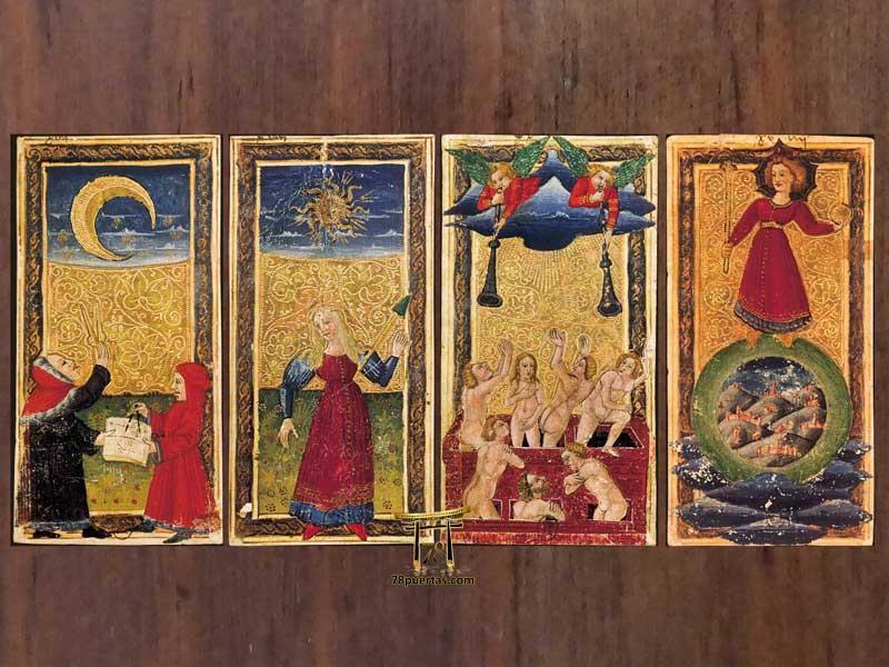 Tarot de Carlos VI