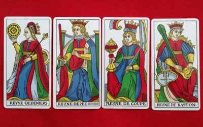 Las Reinas del Tarot