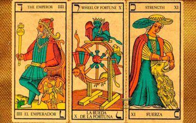 Las letras hebreas en el Tarot