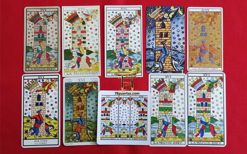 La Torre del Tarot. ¡Una visión diferente!