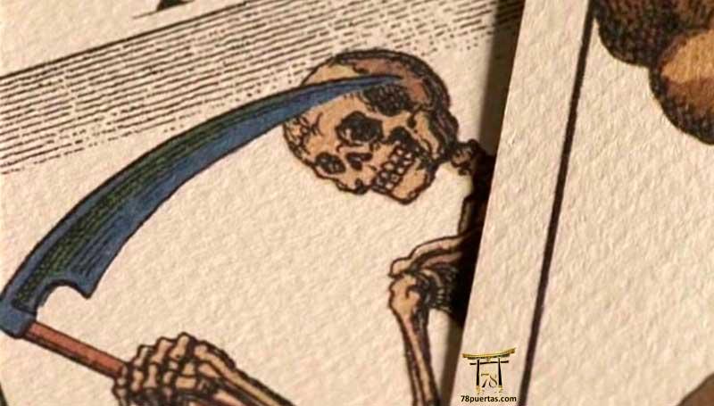 Arcano de la Muerte del Tarot
