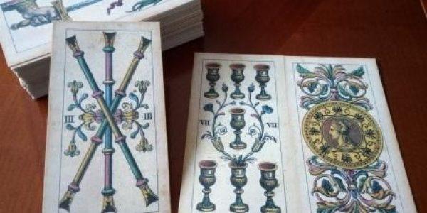 Curso Tarot Arcanos Menores de 78 Puertas